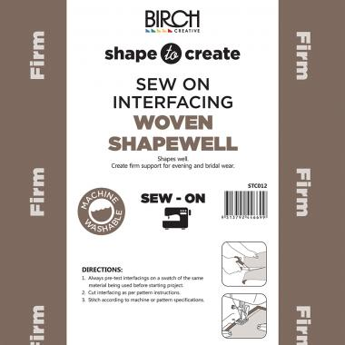 INTERFACING AND ADHESIVES | Birch Creative