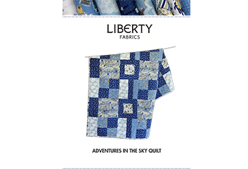 Adventures In The Sky Quilt Lib