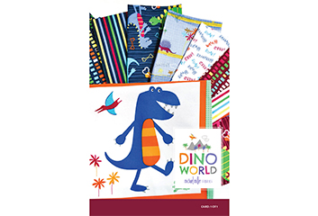 Dino World LIBRARY