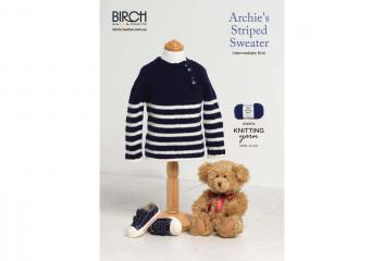 036074 Archies Striped Sweater 2