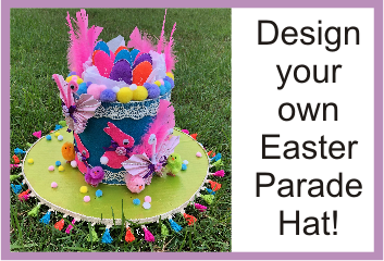 Easter Hat BLOG HEADER